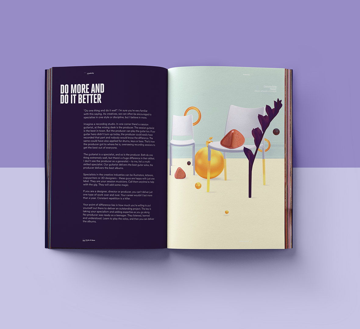 Content book of ideas a graphic design journal by radim malinic book of ideas is the product of what hes learned both when starting out in the industry and in the ten years since he decided to go it alone and embrace solutioingenieria Choice Image