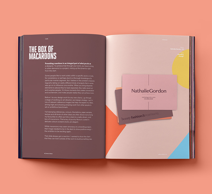 Tremendous Book Sample Book Of Ideas A Graphic Design Journal By Home Remodeling Inspirations Propsscottssportslandcom